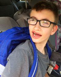 Liam Age 10